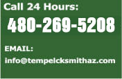 Lost House Keys Tempe